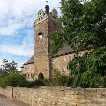 Der Tag des offenen Denkmals 2018 - am Beispiel des Ensembles Burg und Schloss Allstedt